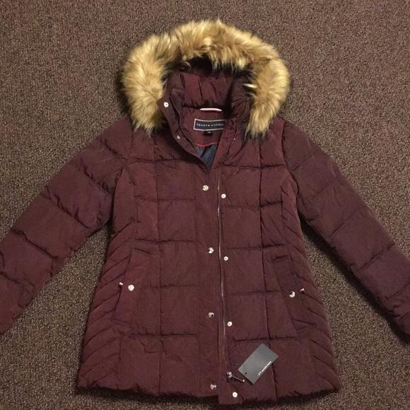 Tommy Hilfiger Jackets & Blazers - Tommy Hilfiger Coat